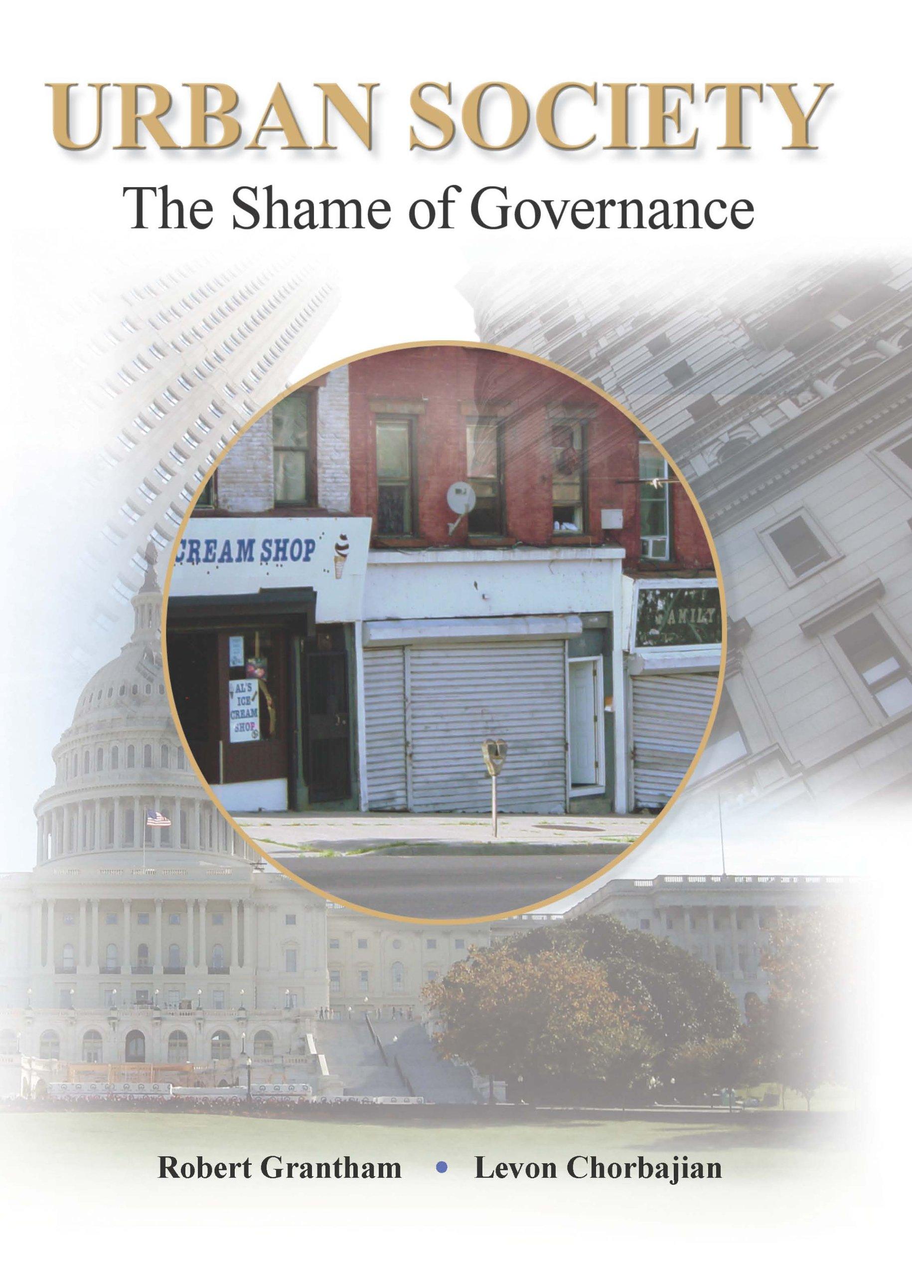 Read Online Urban Society: The Shame of Governance PDF