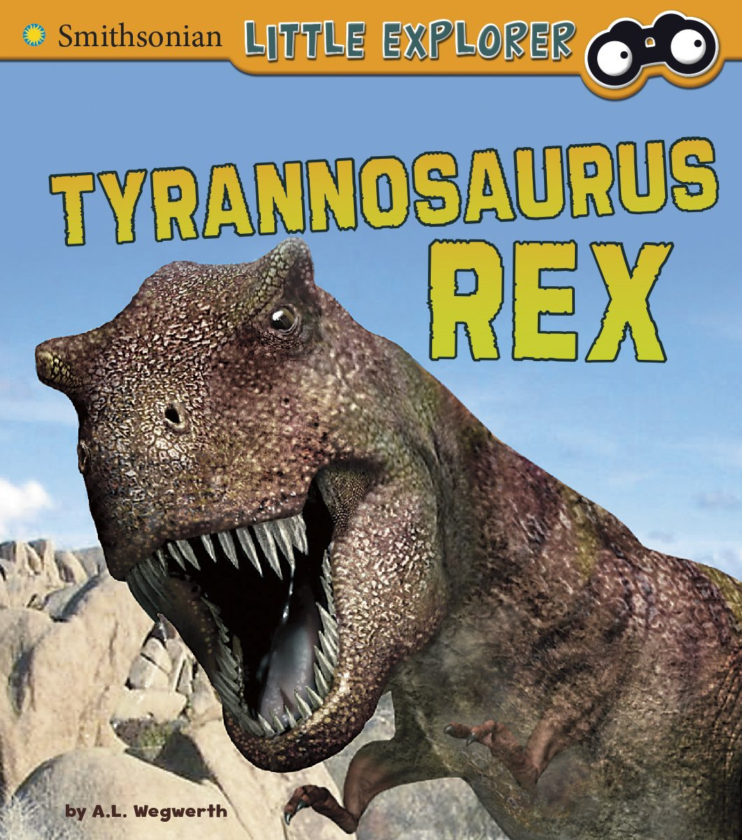 Download Tyrannosaurus Rex (Little Paleontologist) pdf epub