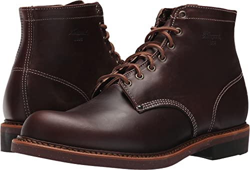 70ed54c84e9 Thorogood 1892 Beloit Boot Brown Leather Horween CXL 814-4532 ...