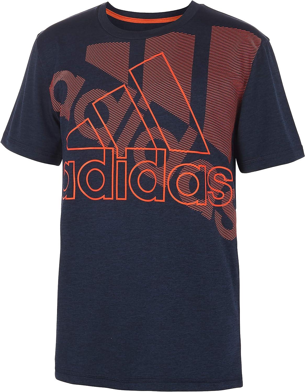 Adidas Short Sleeve Poly