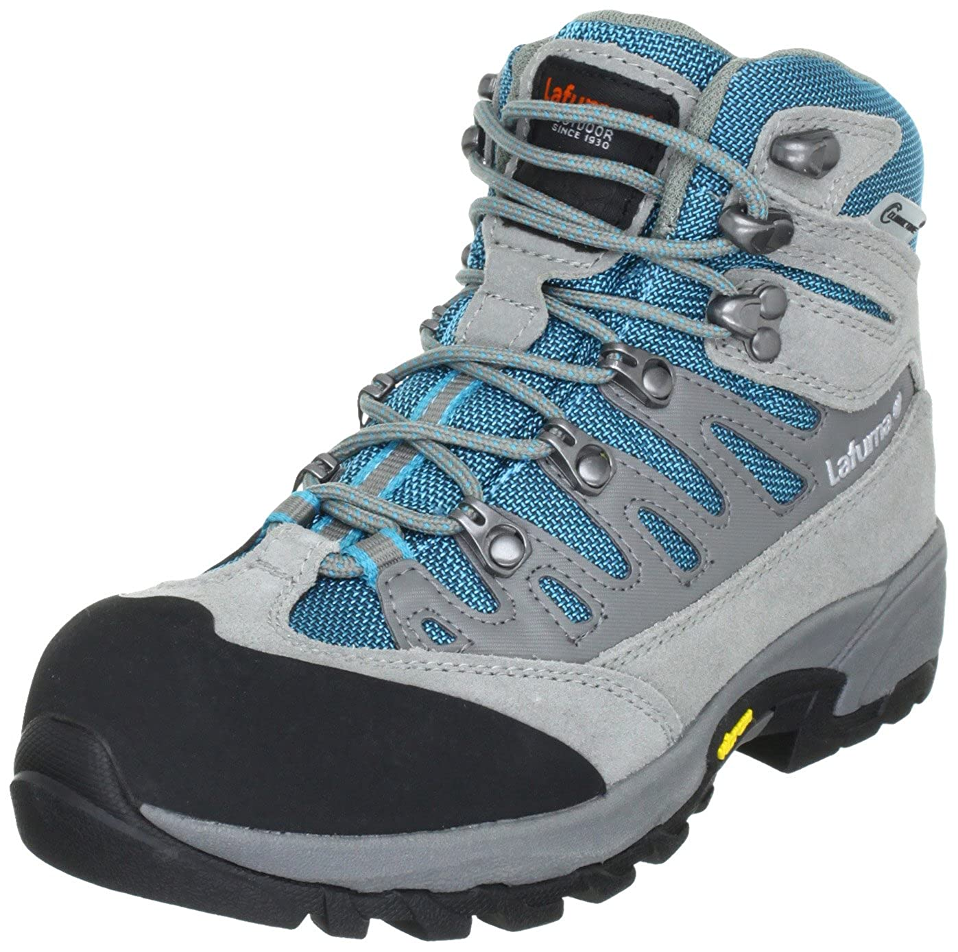 4875c363b212 Lafuma Women s Ld Atakama Florida Blue Hiking Shoe LFG1899 4 UK   Amazon.co.uk  Shoes   Bags
