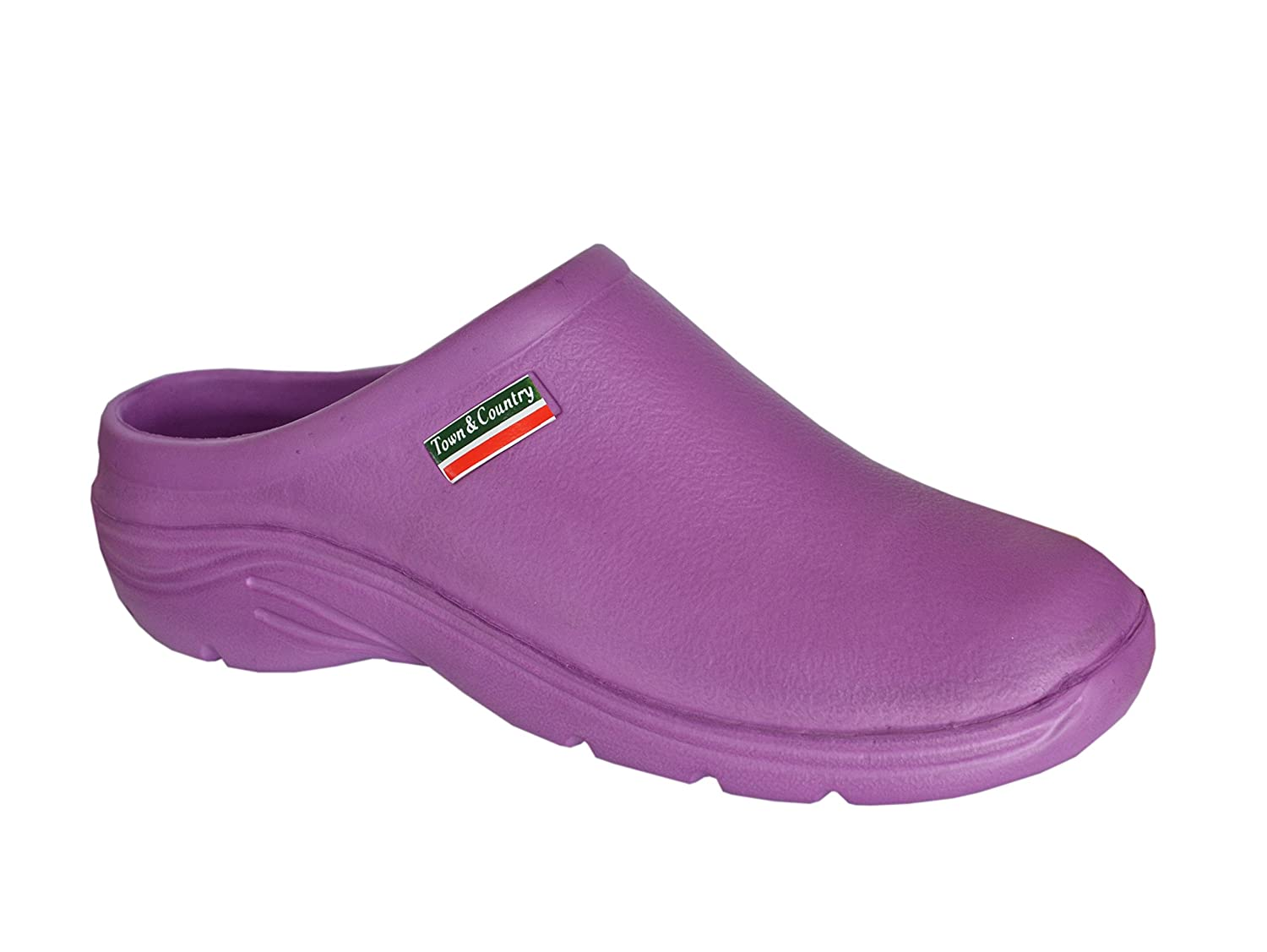 Womens Garden Clogs Slip On Lightweight Synthetic For Her
