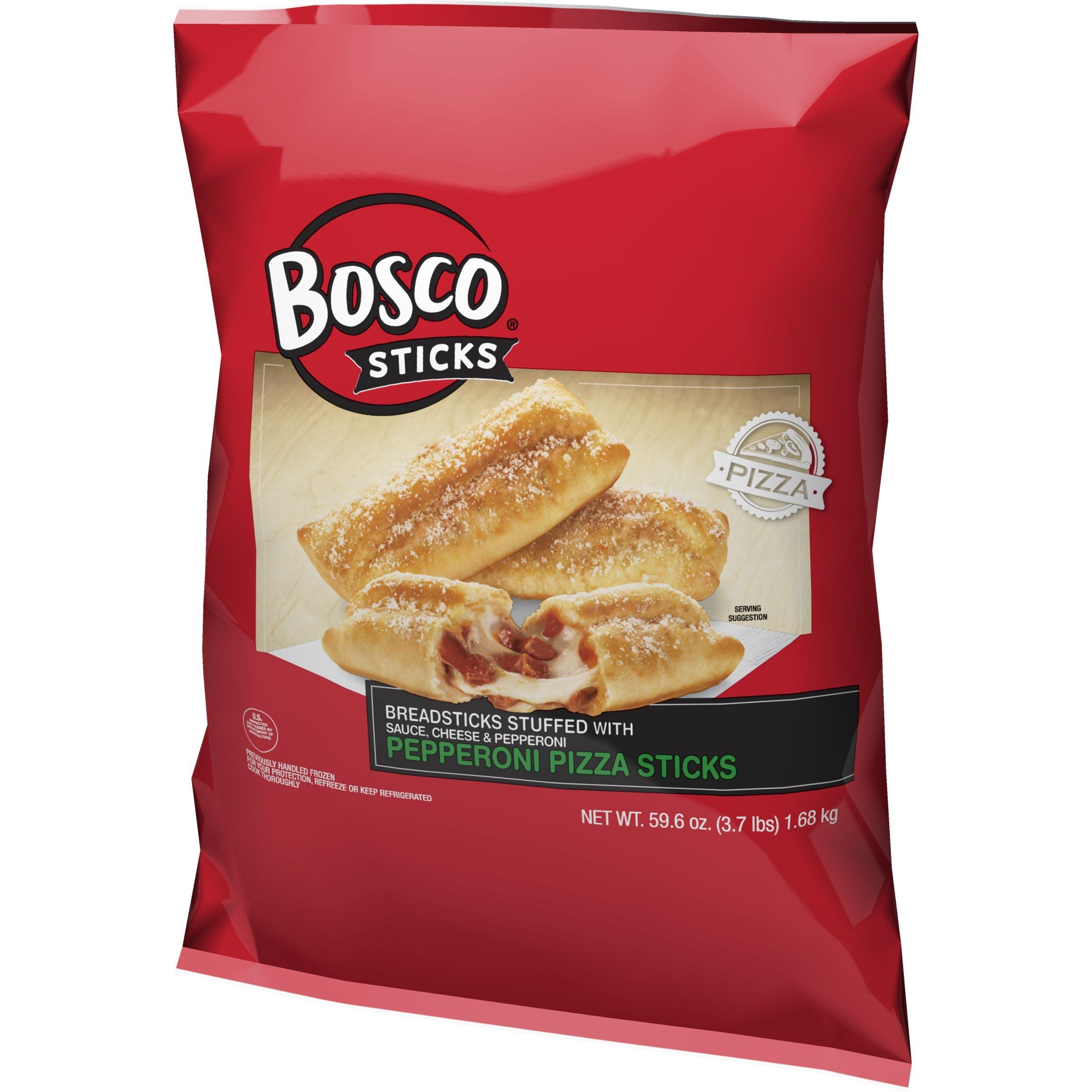 Bosco Stuffed Pepperoni Pizza Stick 4 inch-Pack of 32