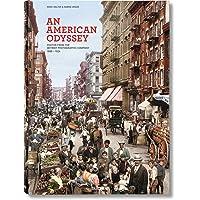 An American Odissey [Idioma Inglés]: AMERICAN ODYSSEY-TRILINGUE (TD)