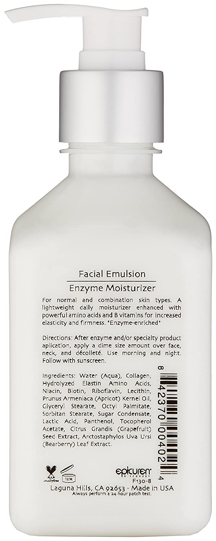 facial Epicuren enzyme