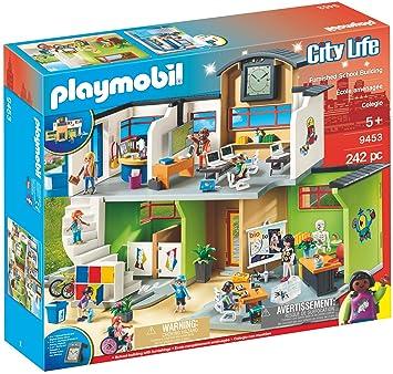 Playmobil Colegio Juguete geobra Brandstätter 9453