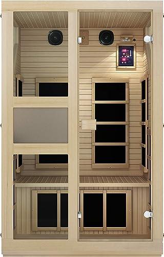 JNH Lifestyles NE2HB1 NE2HB Infrared Sauna