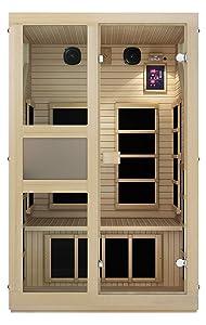 JNH Lifestyles Best Infrared Sauna