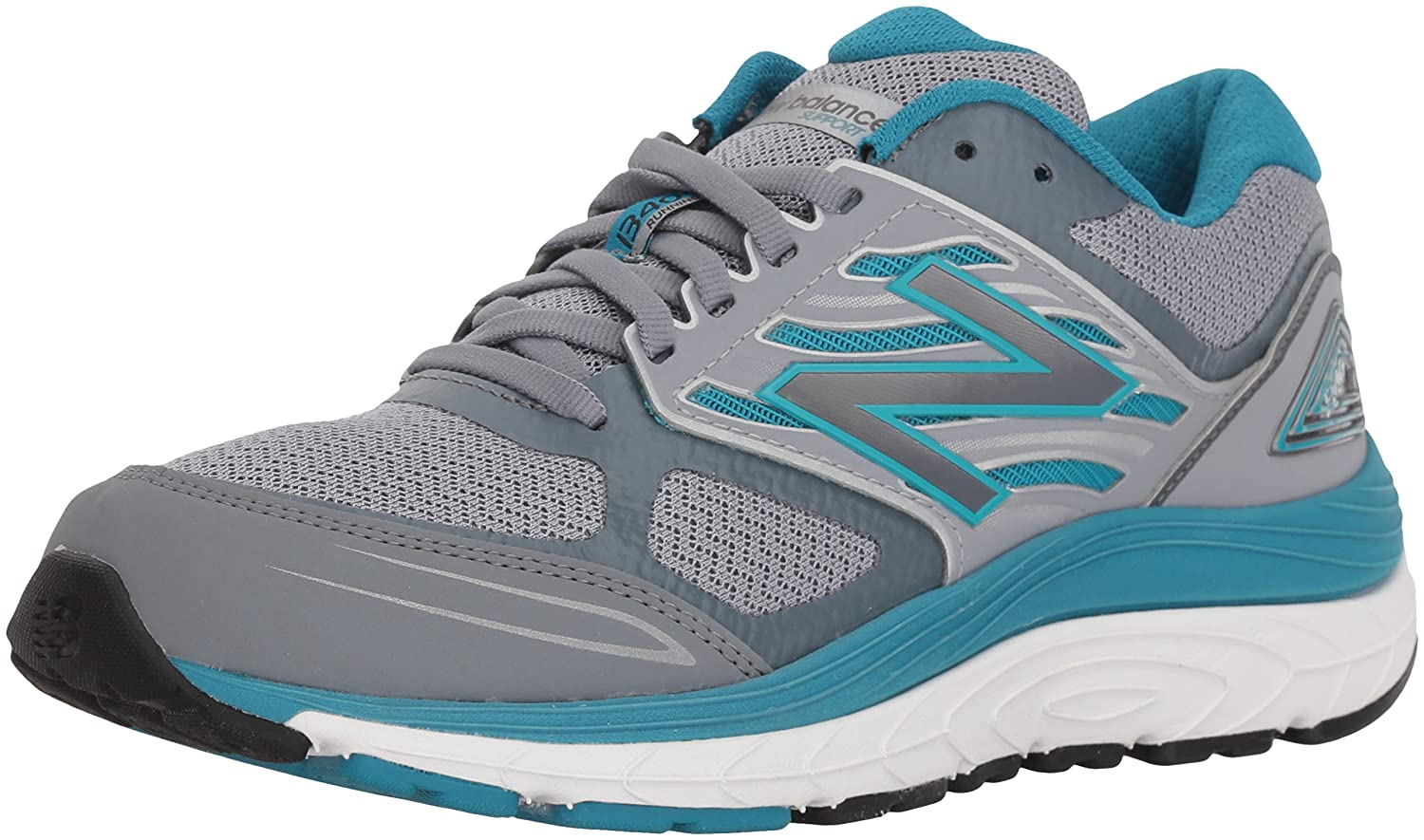 New Balance Women's 1340v3 Running Shoe B01N97BV9C 12 D US|Dark Grey