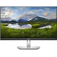 Dell S2721D 27 Inch 1440p QHD, IPS Ultra-Thin Bezel Monitor, AMD FreeSync, HDMI, DisplayPort, Built in Speakers, VESA…