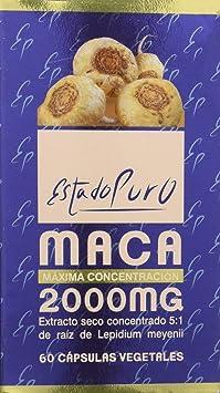 Image ofESTADO PURO MACA 2000 mg 60 Capsulas