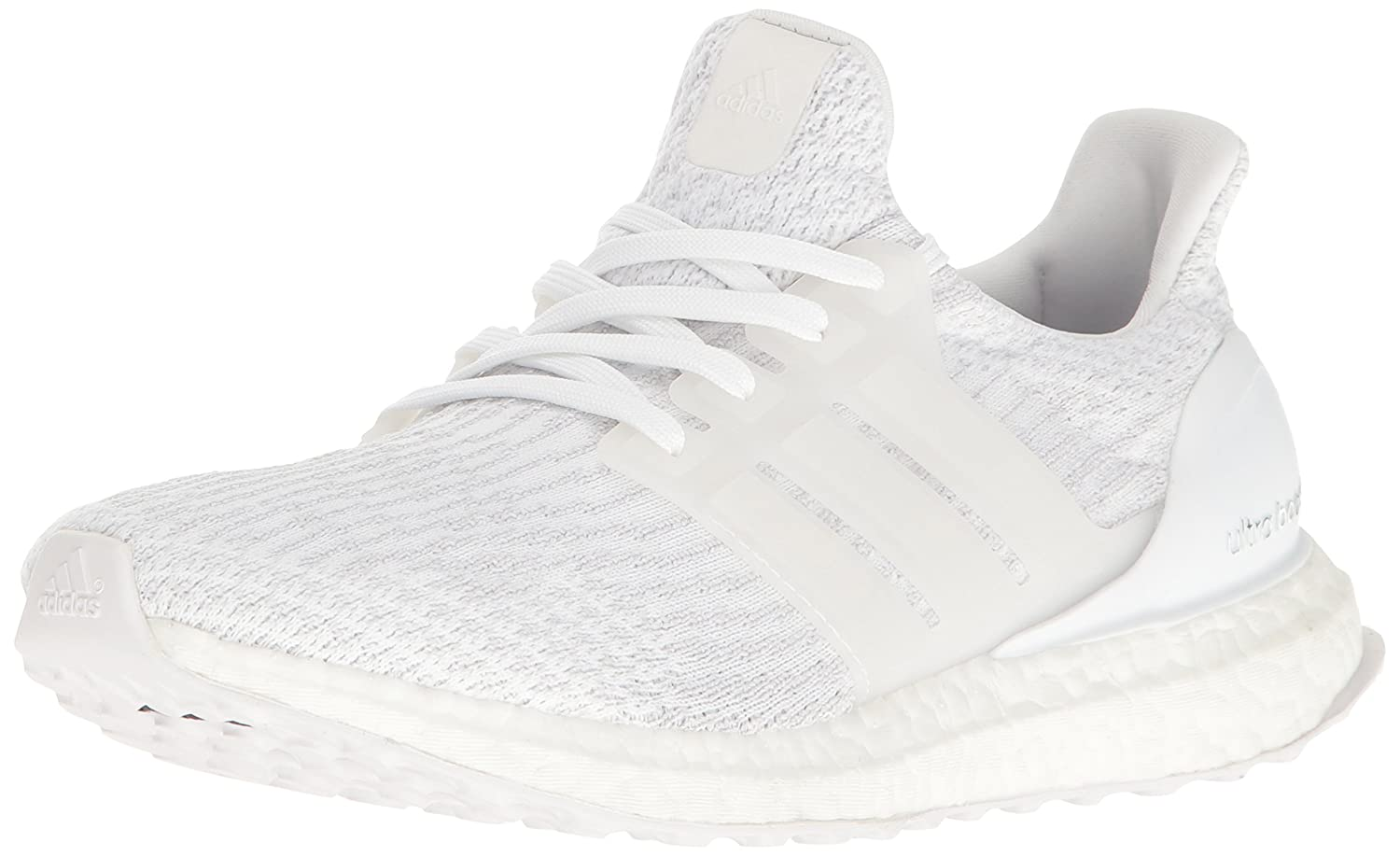 adidas Women's Ultraboost W Running Shoe B01H68T70M 6.5 B(M) US|White/White/Crystal White