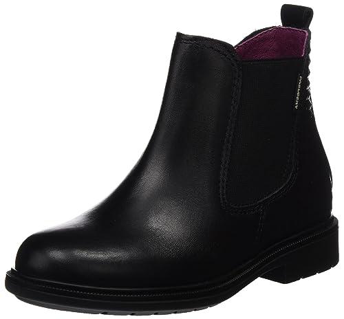 Pablosky 449614, Botines para Niñas, (Negro), 28 EU: Amazon.es: Zapatos y complementos