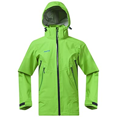 bcc66e3c Bergans Ervik Youth Jacket - Timothy / Navy / Dark Timothy - 164 - Kids  breathable waterproof jacket: Amazon.co.uk: Clothing