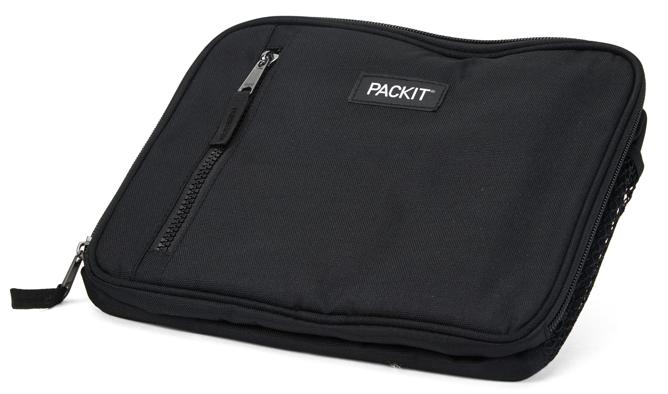 PackIt Freezable Classic Lunch Box, Black by PackIt (Image #4)