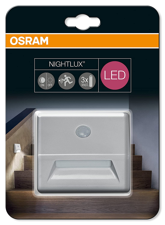 1 W Grey Osram IP54 Door LED Down LED Luminaire