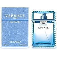 Versace Man Fraiche Eau de Toilette for Men, 100ml