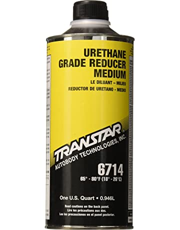 TRANSTAR 6714 Medium Urethane Grade Reducer - 1 Quart