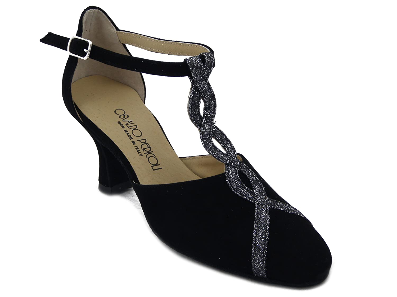 OSVALDO PERICOLI , Chaussons de danse pour femme Chaussons de danse pour femme - noir - noir 39 EU EU