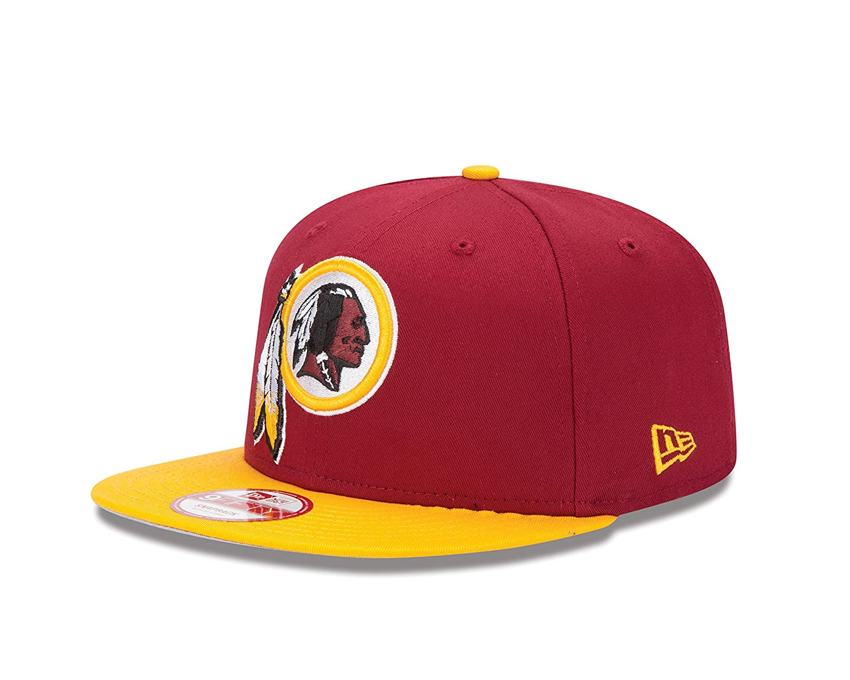 NFLワシントンレッドスキンズBaycik 9 Fiftyスナップバック帽子   B007940DU2