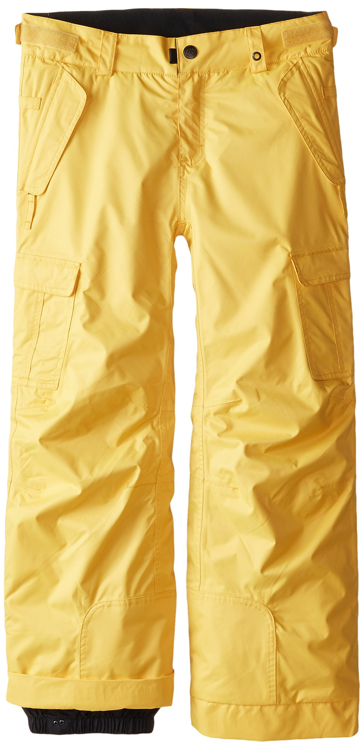 686 Boy's All Terrain Insulated Pant, X-Small, Yellow