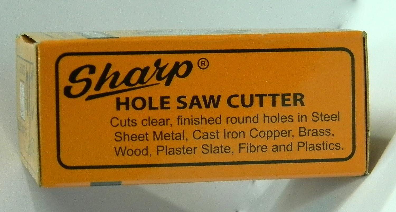 Hss Metal Cutting Hole Saw Cutter 3 4 1905 Mm Sharp Cricket Circuit Round Boar