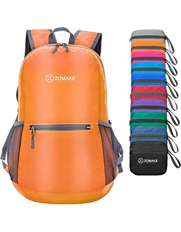 b92f3e10e16 ZOMAKE Ultra Lightweight Packable Backpack Water Resistant Hiking  Daypack,Small Backpack Handy Foldable Camping Outdoor