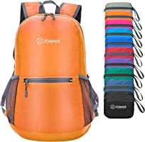 ZOMAKE Waterproof Ultra Lightweight Packable Backpack Hiking Daypack,Small Backpack Handy Foldable Camping Outdoor...