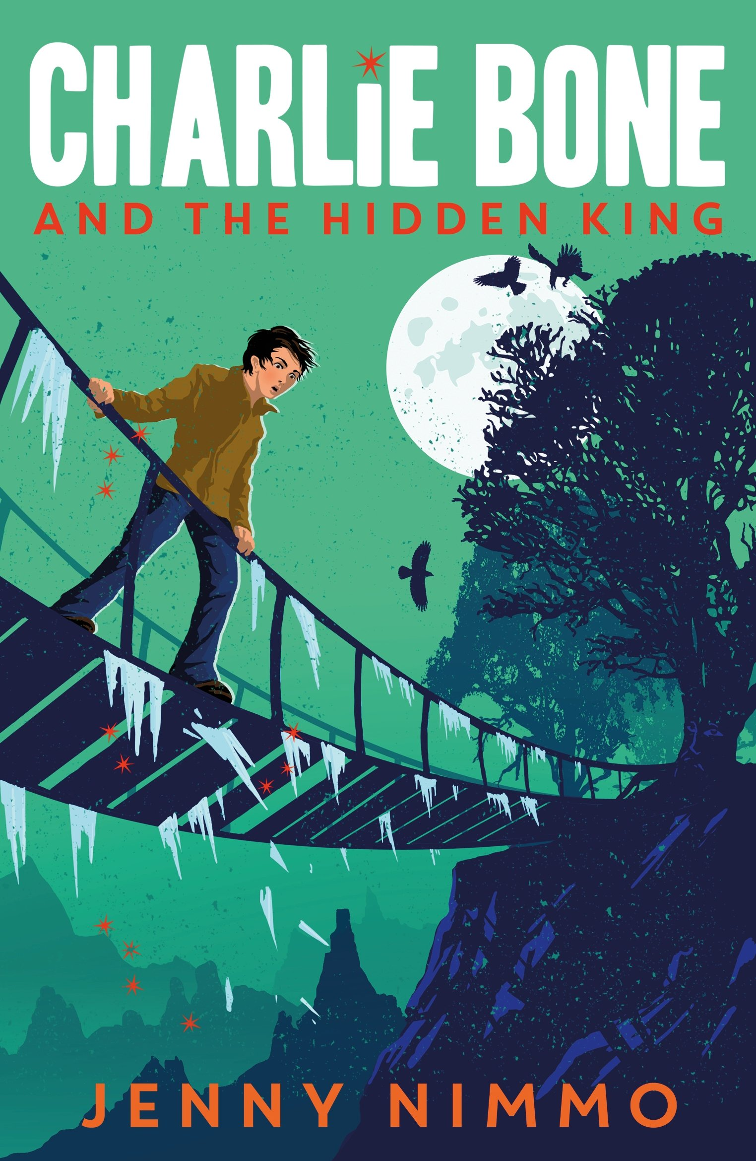 Charlie Bone And The Hidden King: Jenny Nimmo: 9781405280969: Amazon:  Books