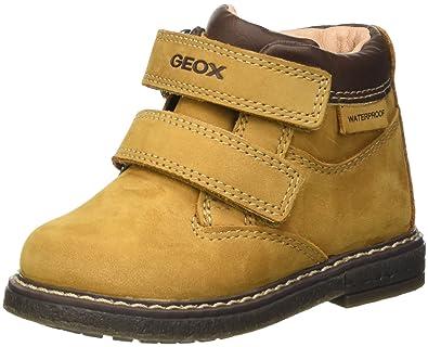 Geox B Glimmer Boy WPF A, Botas Clasicas para Bebés: Amazon.es: Zapatos y complementos