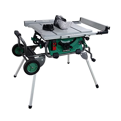 Hitachi Table Saw C10rj Mostpowertools