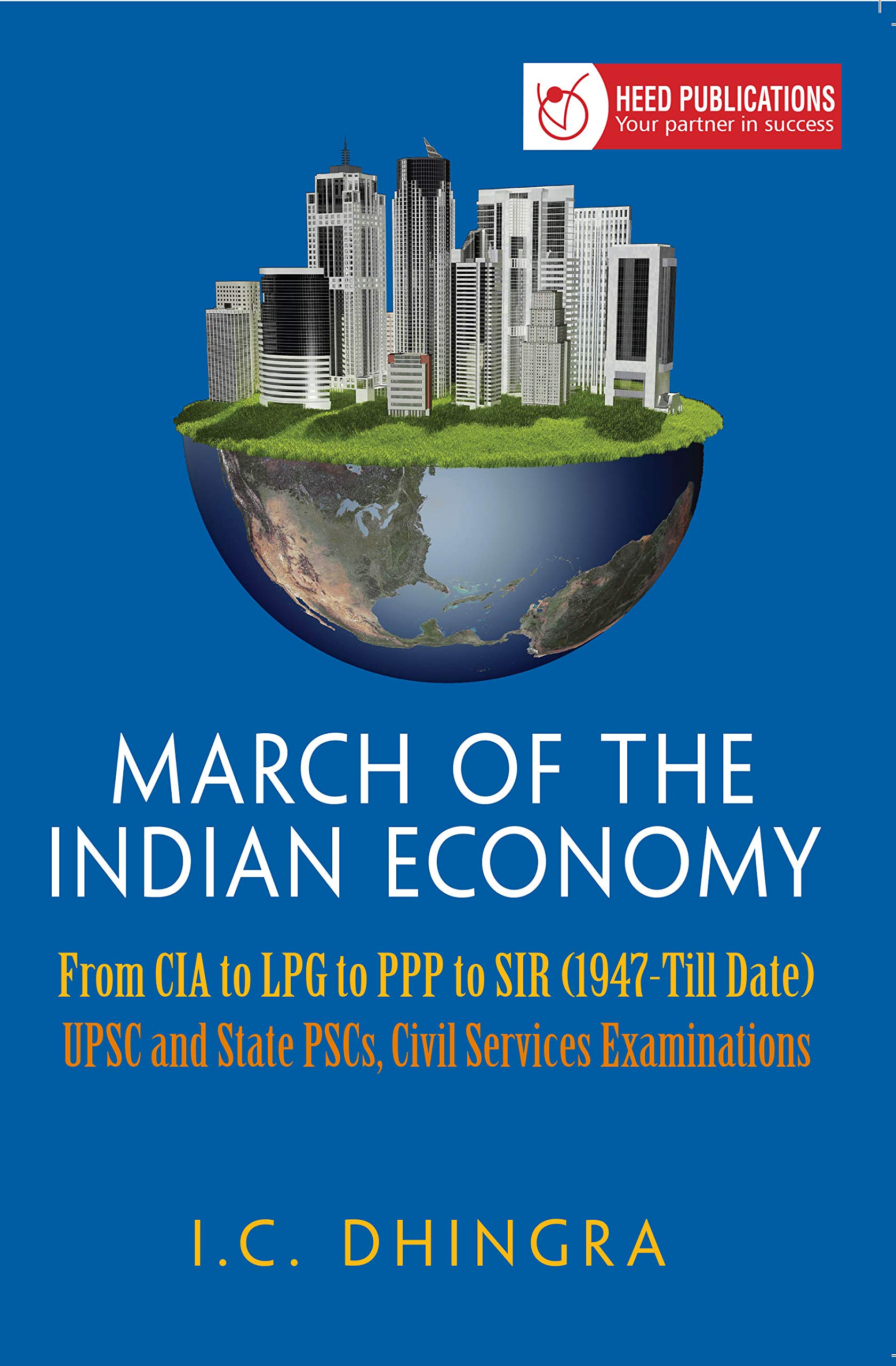 AN EVOLUTION OF INDIAN ECONOMY BY I C DHINGRA PDF