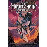 Critical Role: The Mighty Nein Origins--Yasha Nydoorin