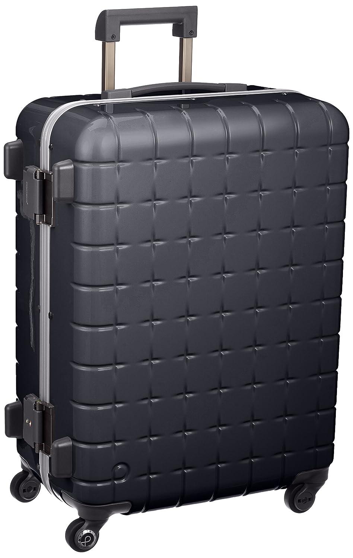 [プロテカ] Proteca 日本製スーツケース 360フレーム 60cm 65L 5.1kg サイレントキャスター  ガンメタリック B01FVQU8HM