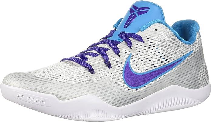 NIKE Kobe XI, Zapatillas de Baloncesto para Hombre: Amazon.es ...
