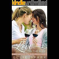 Love On the Run: A Lesbian Romance (Love Stories Book 1) book cover