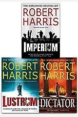 Cicero Trilogy Robert Harris Collection 3 Books Collection Set (Imperium, Lustrum, Dictator) Paperback