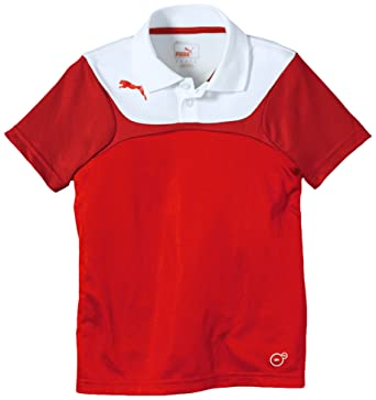 223fb91805c85 Puma Polo Shirt Esito 3 Leisure - Prenda, Color Rojo/Blanco, Talla ...