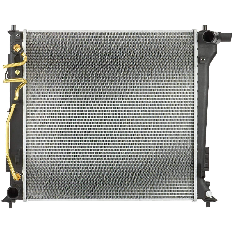 eledenimport.com Motors Radiators Spectra Premium CU13607 Complete ...