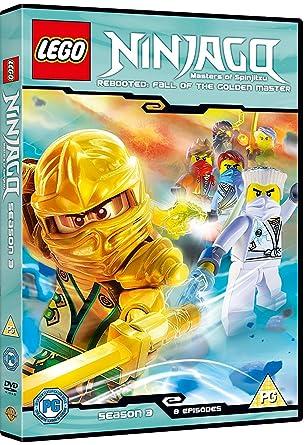 Amazoncom Lego Ninjago Masters Of Spinjitzu Rebooted Fall Of