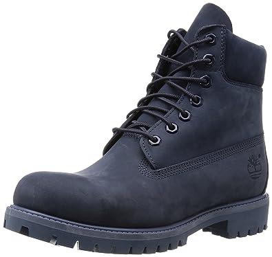 Timberland 6' Premium Waterproof, Men's Boots, Blue (Nightshadow Nubuck),  ...