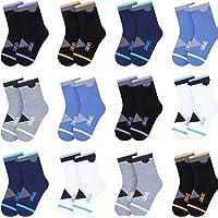 L & K-II 10 pares de calcetines de algodón de felpa con estampado lindo y colorido de otoño e invierno cálidos para…