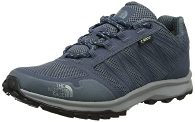ea6702bbebd The North Face Litewave Fastpack Gore-tex Chaussures de Randonnée Basses  Homme