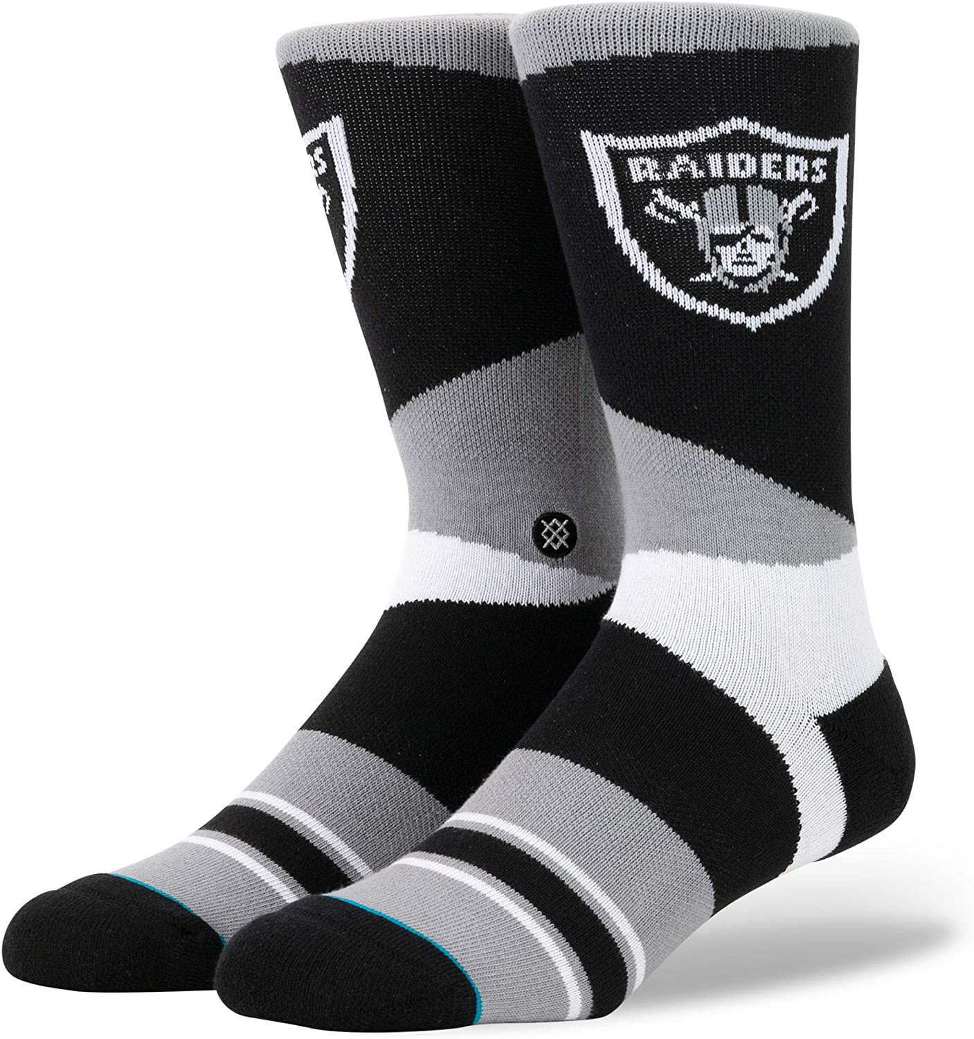 Stance Mens NFL Raiders Retro