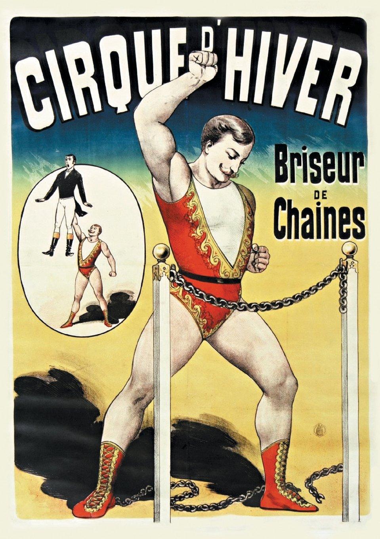 Carnet Ligné Affiche Cirque d'Hiver (Bnf Affiches) (French Edition)