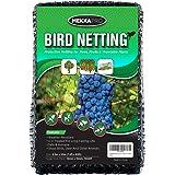 MEKKAPRO Heavy Duty Bird Netting, Garden Nets for Fruit, Vegetable, Plant Trees | Deer Netting and Fencing | Anti-Bird and De