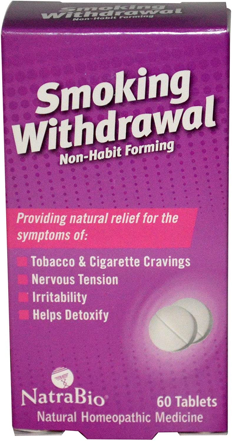 Vitamin Supplements Aid In Quitting Smoking
