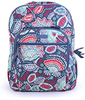 ed67a2fa61ff Vera Bradley Womens Campus Backpack