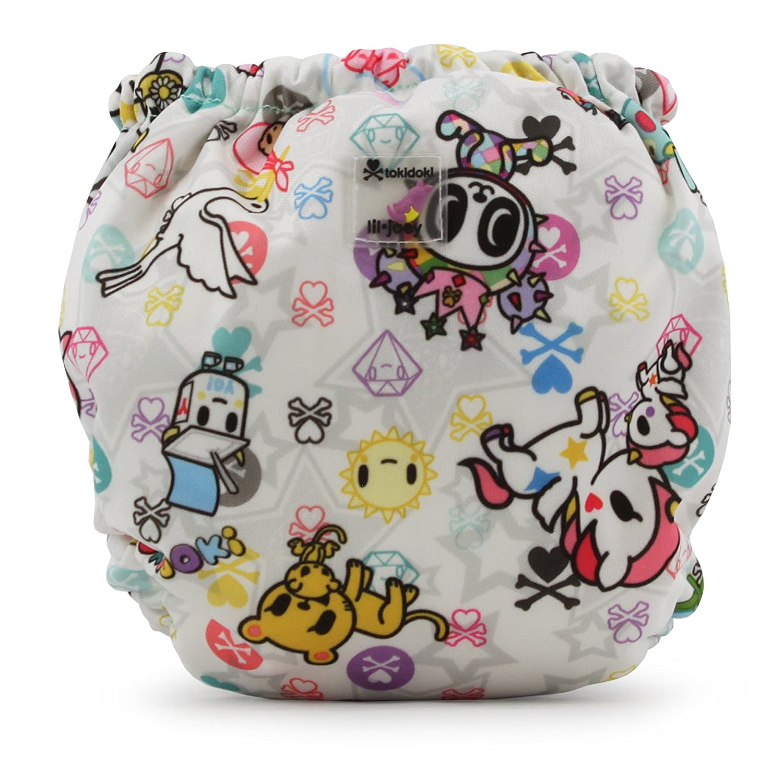 2-Pack Kanga Care Lil Joey Newborn All-In-One Cloth Diaper Sweet