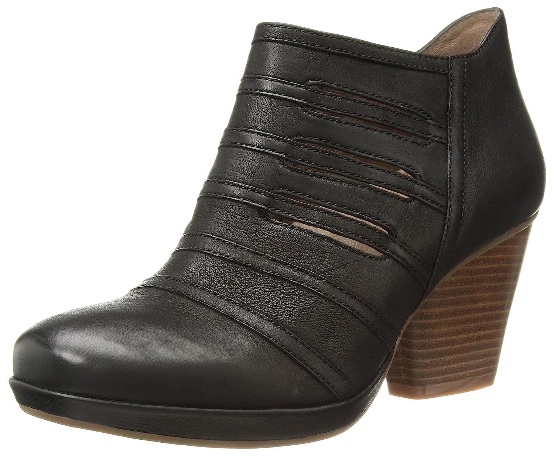Dansko Women's Meadow Ankle Boot B072WFV4BC 42 M EU (11.5-12 US)|Black Burnished Nubuck